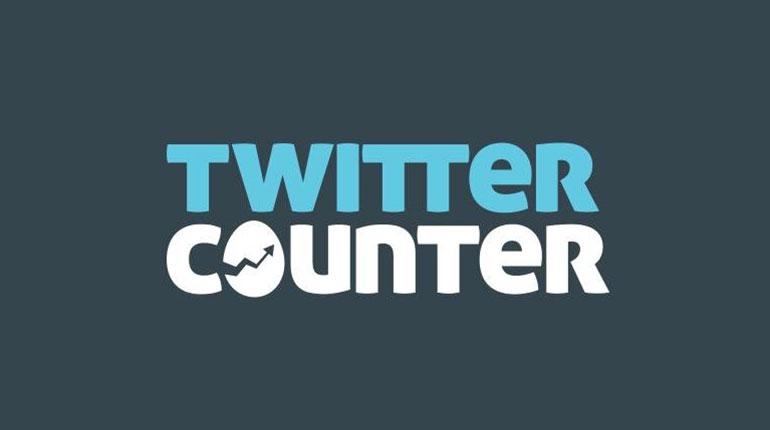 Twitter-räknare