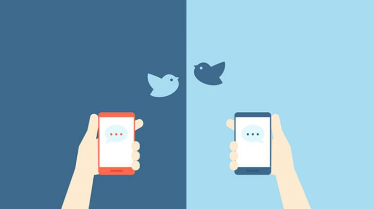 Twitter för företag