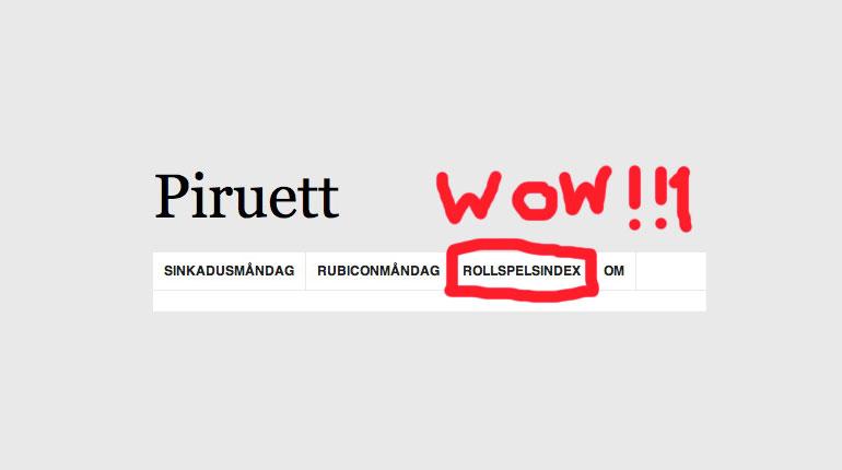 Piruett