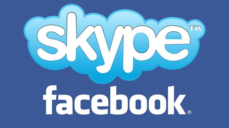 Skypa på Facebook