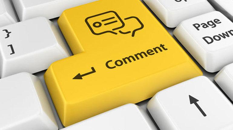 Bloggkommentarer